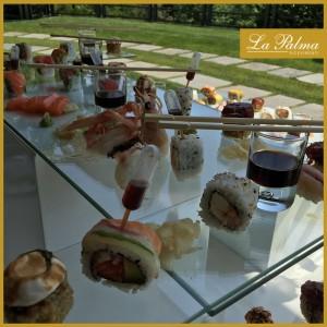 matrimonio sushi La Palma 3