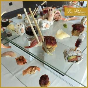 matrimonio sushi La Palma 2